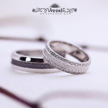 Обручальные кольца, арт. VGOK0002