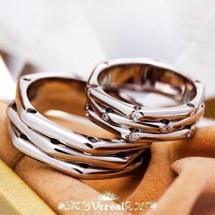 Обручальные кольца, арт. VGOK0095