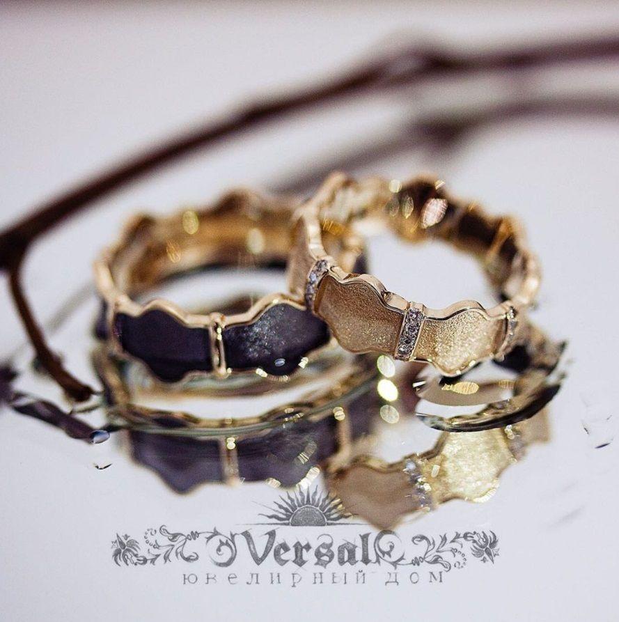 Обручальные кольца, арт. VGOK0184