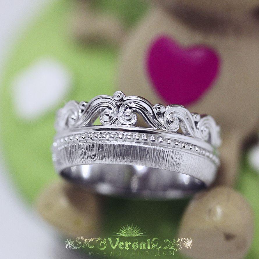 Обручальные кольца, артикул VGOK0170