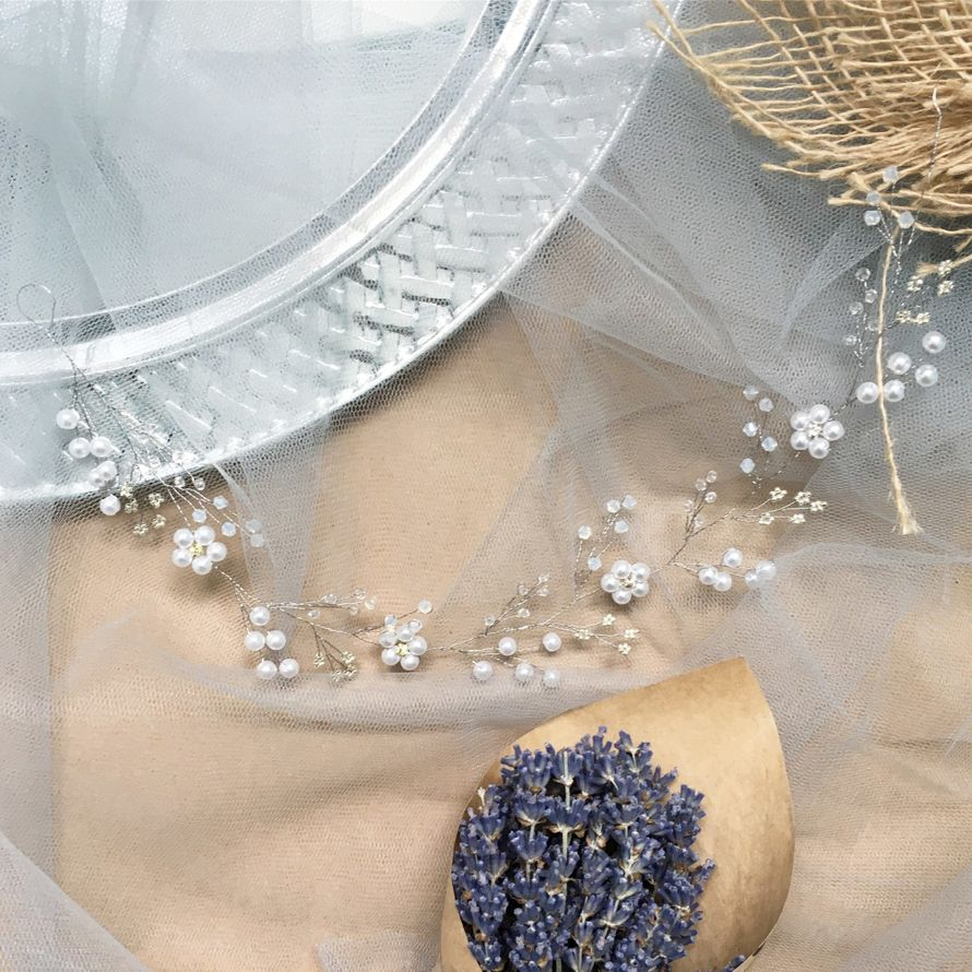 700₽ - фото 15028484 Bead brad accessories - свадебные украшения