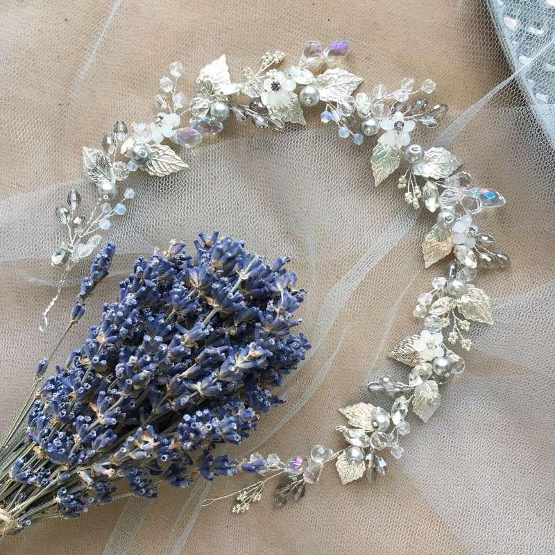 2400 - фото 16425894 Bead brad accessories - свадебные украшения