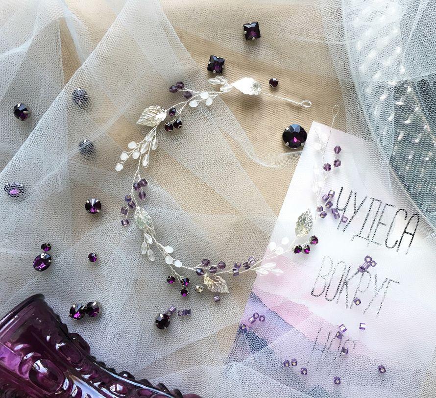 1300 - фото 16425896 Bead brad accessories - свадебные украшения