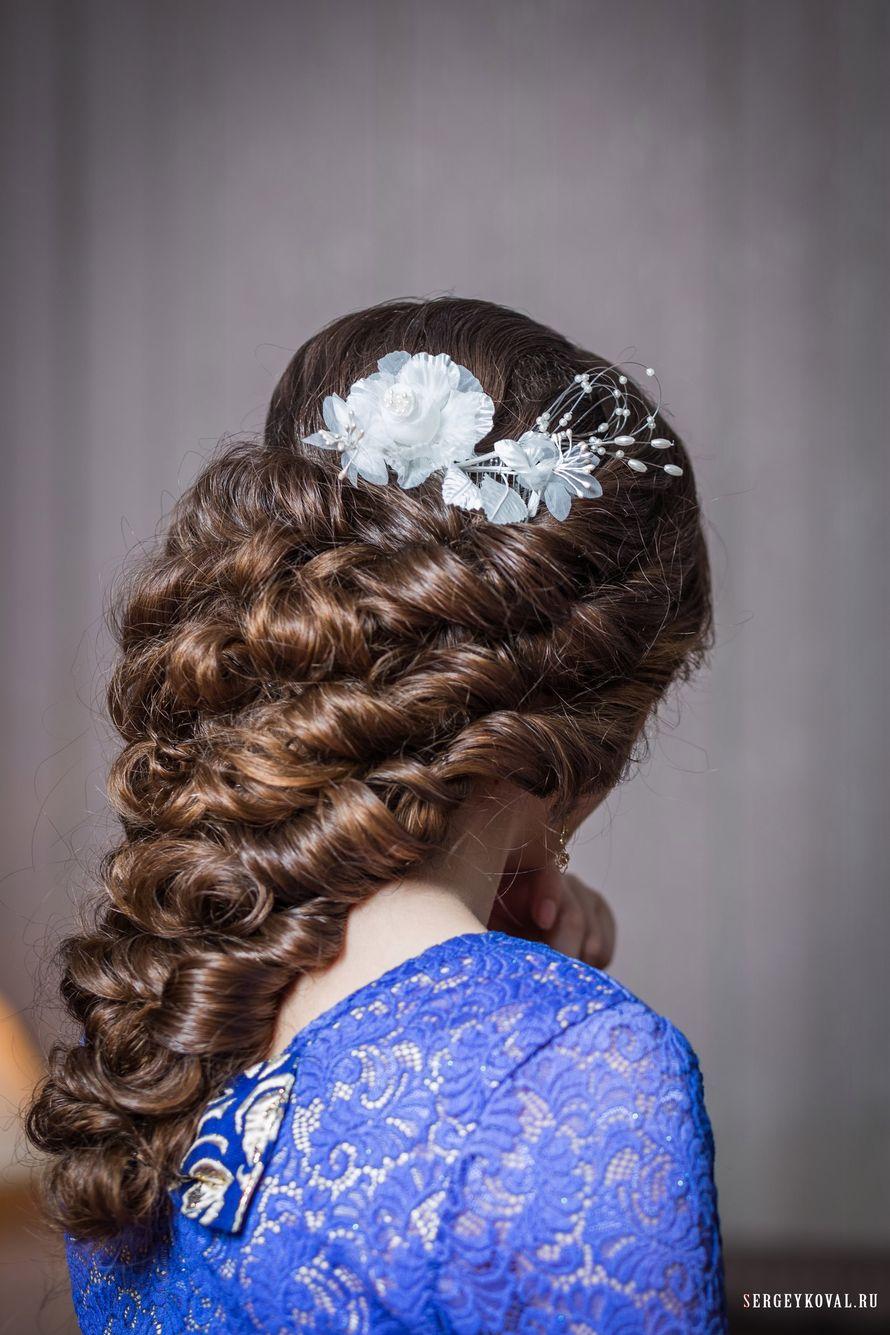 Гребень для волос прически фото