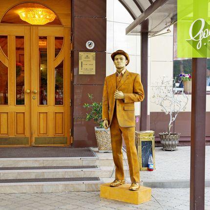 Живые статуи, цена за 1 час