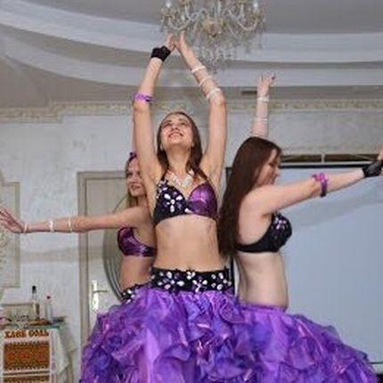Классический танец живота