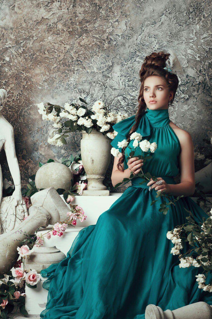 Фото 15034560 в коллекции  Образ для фотосессий (макияж и причёска) - Стилист Антонина Овечкина