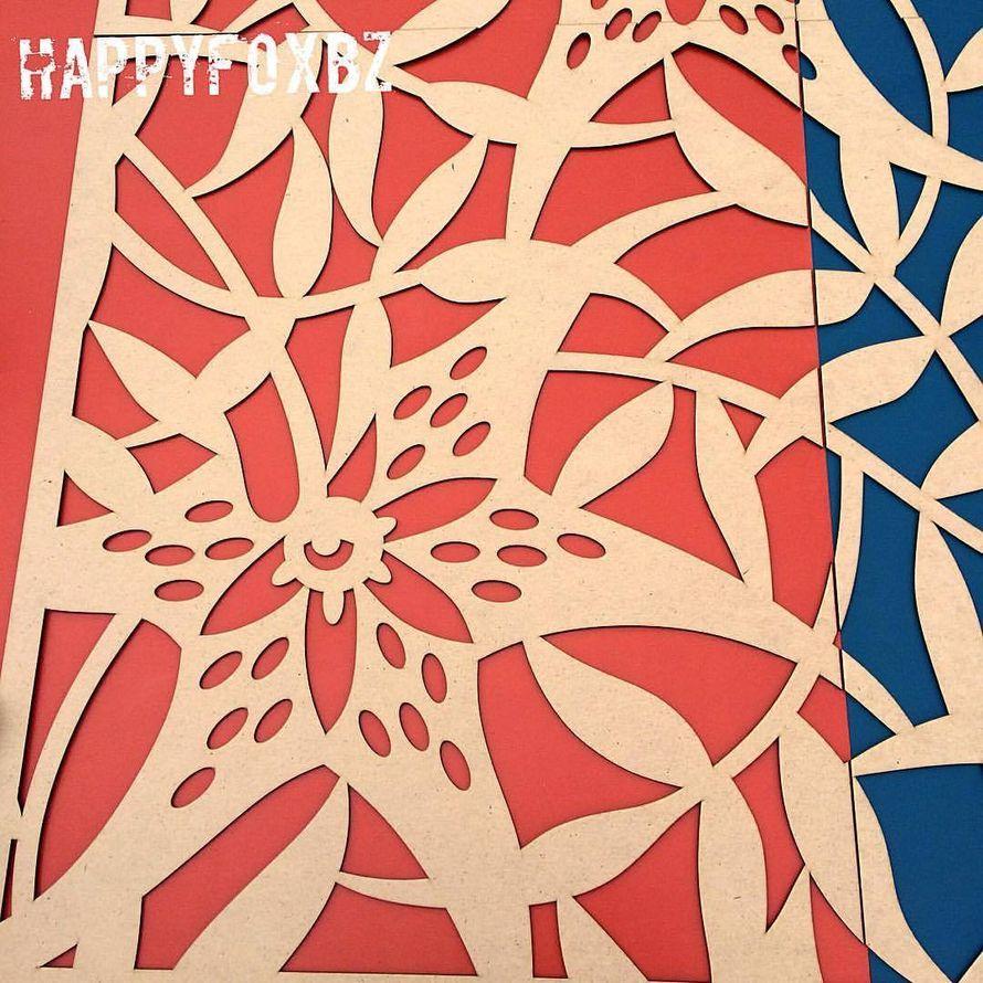 Фото 15041686 в коллекции Ширмы и резные аксессуары - Happyfox - студия деревянного декора