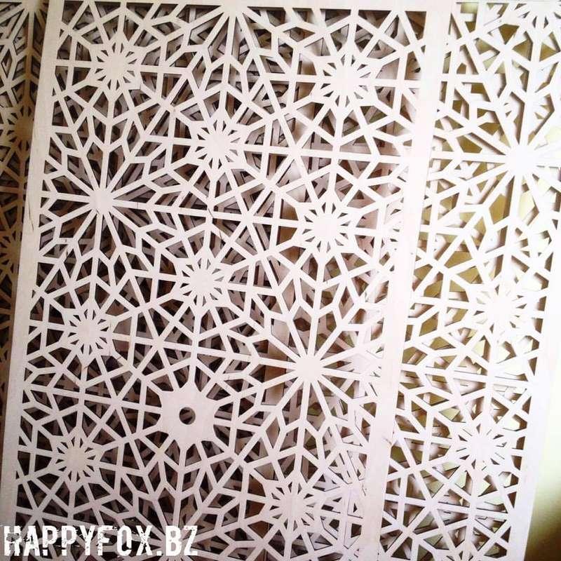 Фото 15041762 в коллекции Ширмы и резные аксессуары - Happyfox - студия деревянного декора