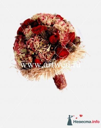 Фото 50606 в коллекции Цвяточки!  - Вашкетова Юлия - организатор свадеб, флорист.