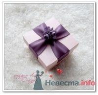 Фото 50615 в коллекции Бонбоньерки - Вашкетова Юлия - организатор свадеб, флорист.