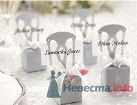 Фото 50618 в коллекции Бонбоньерки - Вашкетова Юлия - организатор свадеб, флорист.