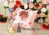 Фото 50627 в коллекции Бонбоньерки - Вашкетова Юлия - организатор свадеб, флорист.