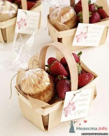 Фото 50651 в коллекции Вкусные подарочки! - Вашкетова Юлия - организатор свадеб, флорист.