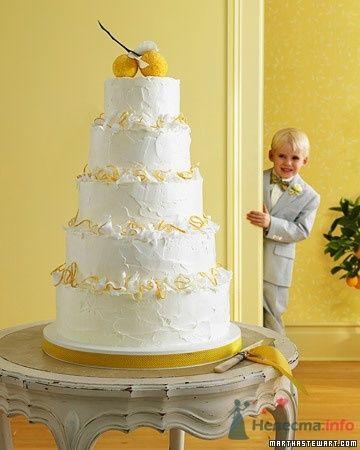 Фото 50687 в коллекции Тортики - Вашкетова Юлия - организатор свадеб, флорист.