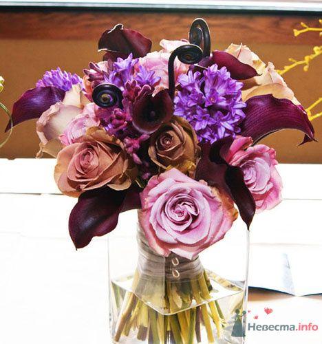 Фото 70884 в коллекции Цвяточки!  - Вашкетова Юлия - организатор свадеб, флорист.