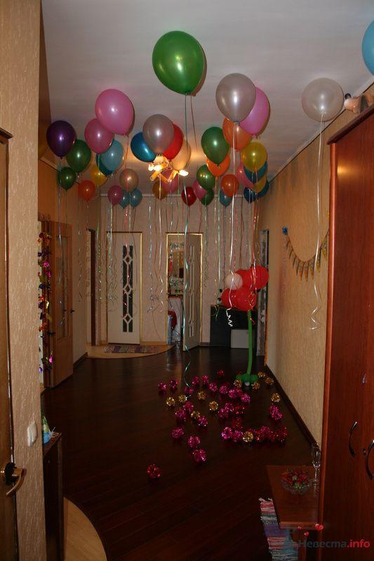 Все возможное оформление шарами - фото 70942 Вашкетова Юлия - организатор свадеб, флорист.