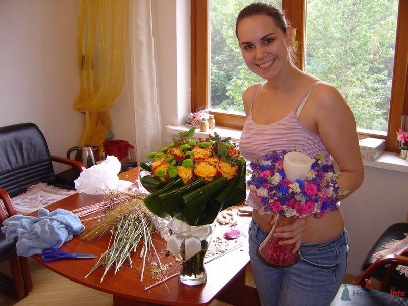 Фото 70950 в коллекции Своими руками - Вашкетова Юлия - организатор свадеб, флорист.