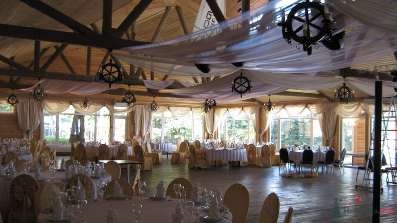 Украшение зала - фото 70962 Вашкетова Юлия - организатор свадеб, флорист.
