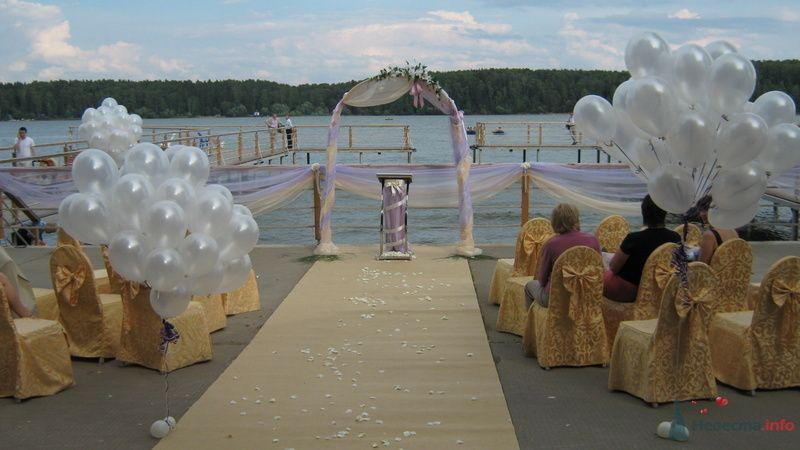 Выездная регистрация - фото 70964 Вашкетова Юлия - организатор свадеб, флорист.