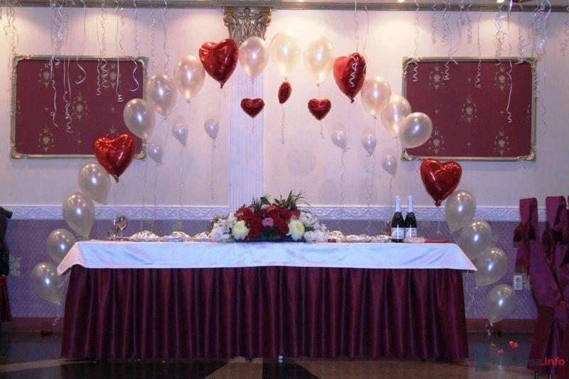 Арка из шаров - фото 70966 Вашкетова Юлия - организатор свадеб, флорист.