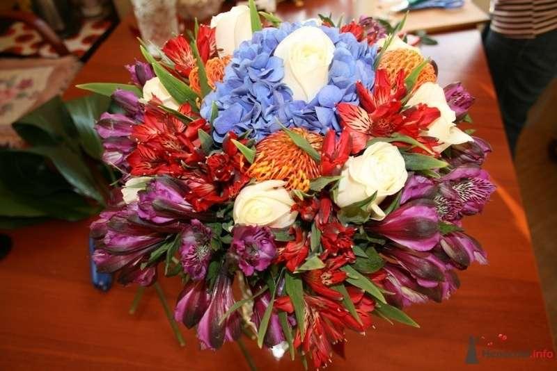 Букет на день рождения - фото 70972 Вашкетова Юлия - организатор свадеб, флорист.