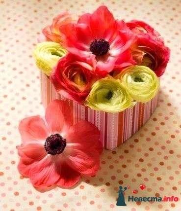 Фото 83222 в коллекции Цвяточки!  - Вашкетова Юлия - организатор свадеб, флорист.