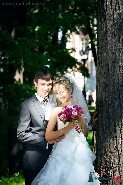 А вот и букет!  - фото 106171 Вашкетова Юлия - организатор свадеб, флорист.
