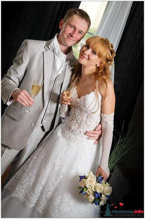 Букет для невесты и флористическое сопровождение свадьбы. - фото 129095 Вашкетова Юлия - организатор свадеб, флорист.