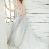 Свадебное платье: Гардения. Дизайнеры: Светлана Русецкая и Карина Буланенко. Фотограф: Маша Голуб.