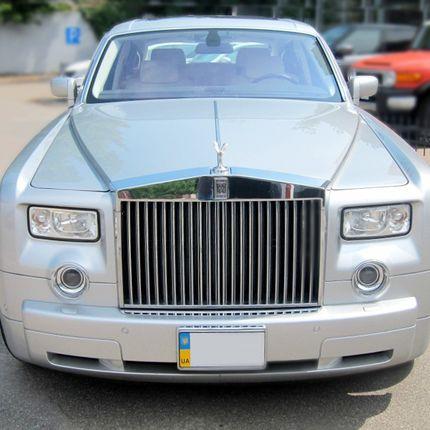 Аренда авто Rolls Royce Phantom, цена за 1 час