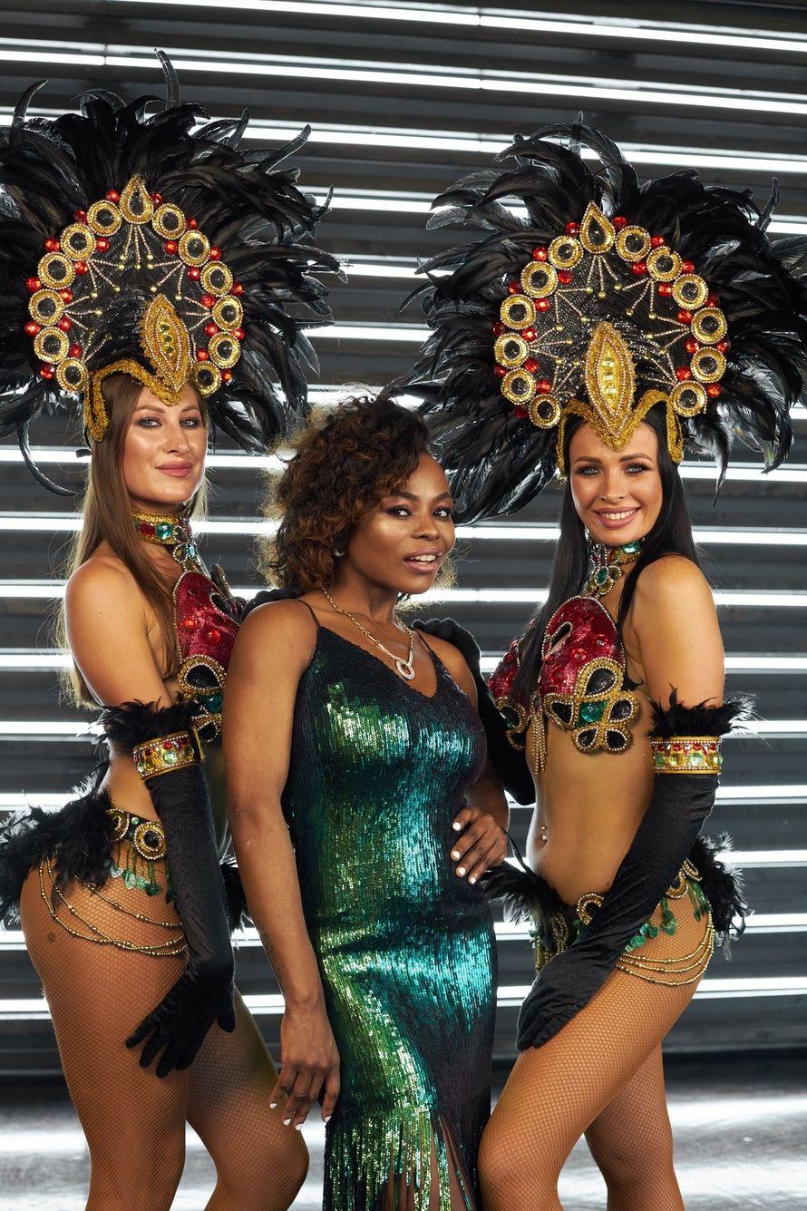 Вокально - танцевальное шоу Latino