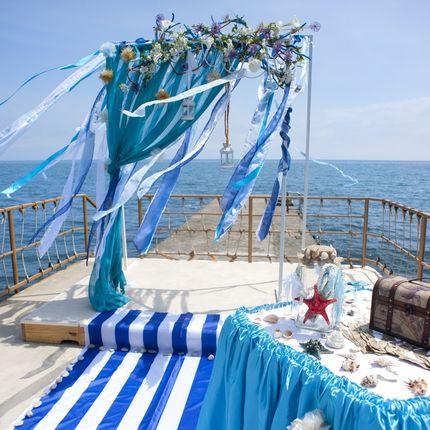 Площадка для проведения церемонии бракосочетания