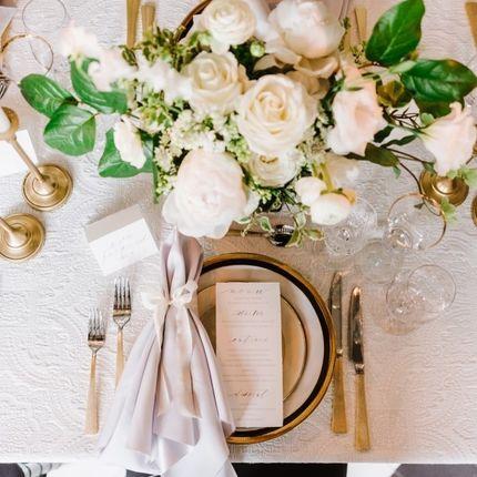 Декор столов гостей, цена за 2 стола