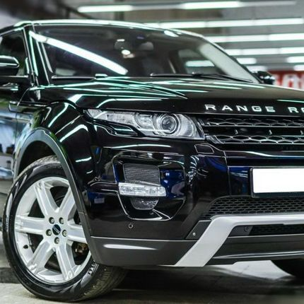 Аренда авто Range Rover Evoque, цена за 1 час