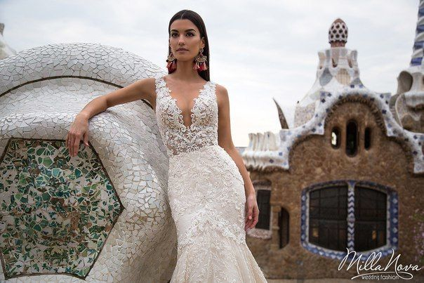 Свадебное платье Brianna
