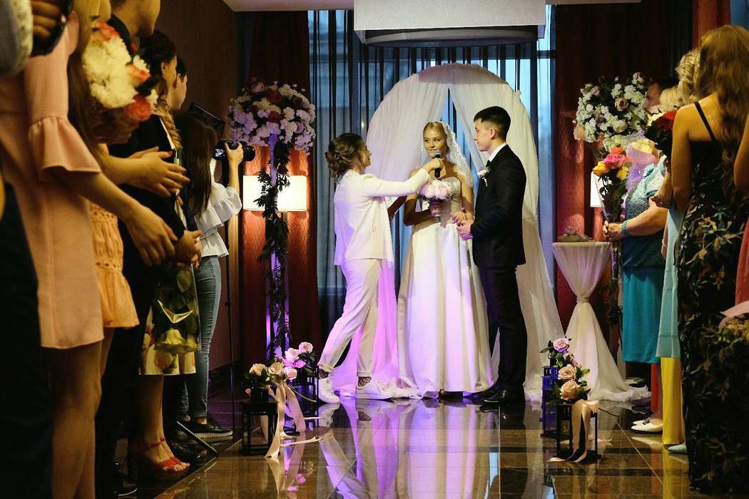 Свадьба Виктории и Сергея - фото 15291890 Видеограф Алина Терёхина