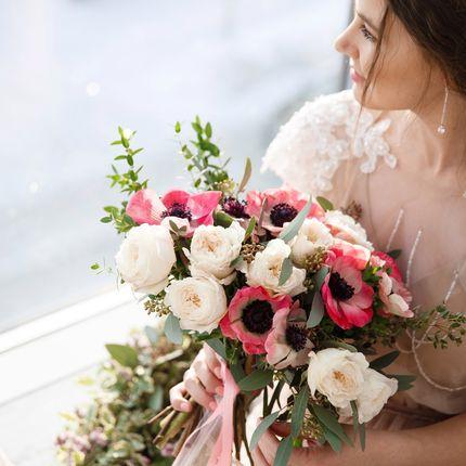 """Оформление фотосессии """"Утро невесты"""""""