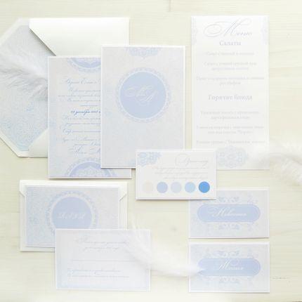Комплект авторской полиграфии