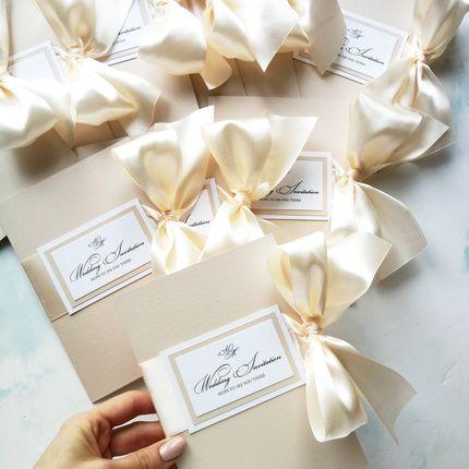Комплект Our wedding стандарт - цвет Biscuit