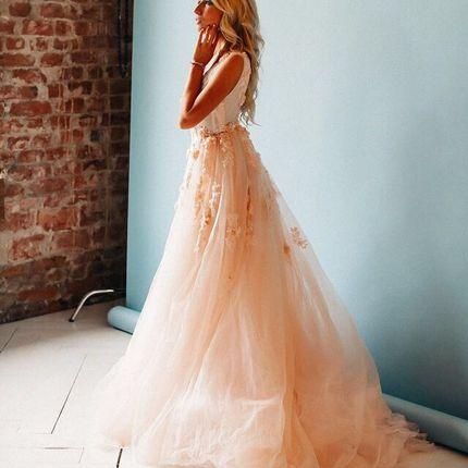 Свадебное платье Арт. А 007