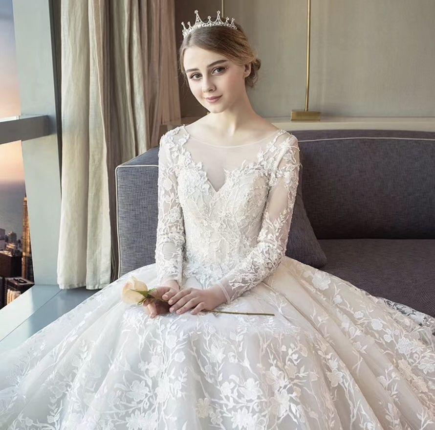 Свадебное платье, арт. О 001