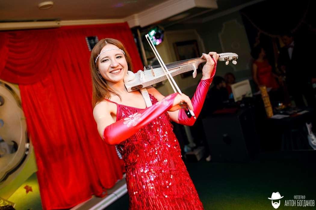 Фото 16730408 в коллекции Евгения Мальцева - Евгения Мальцева - скрипичное шоу