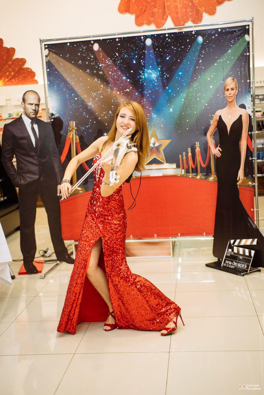 Фото 16730422 в коллекции Евгения Мальцева - Евгения Мальцева - скрипичное шоу