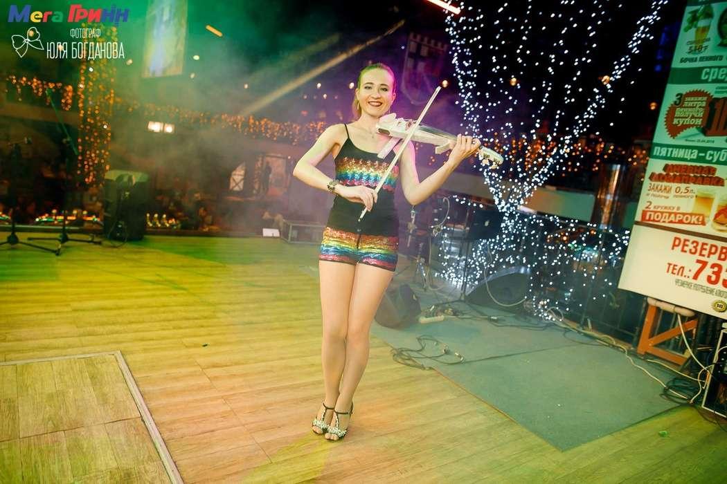 Фото 17402370 в коллекции Евгения Мальцева - Евгения Мальцева - скрипичное шоу
