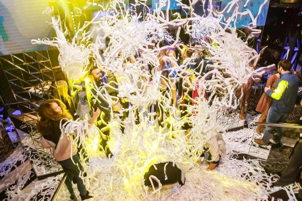 "Фото 18356080 в коллекции Бумажное шоу|ТЮМЕНЬ - Бумажное шоу ""Euphoria"" - шоу конфетти"