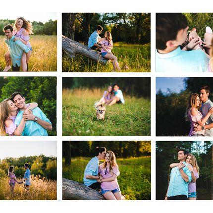 Фотосессия для двоих Love story, 1 час