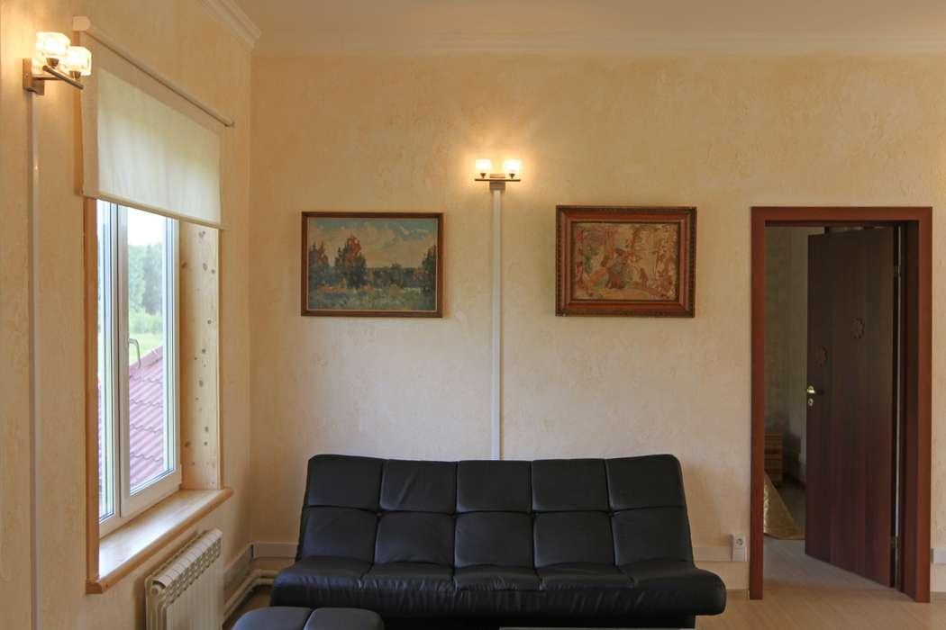 Фото 18973004 в коллекции коттедж 300 м2 (6 спален, гостиная, банкетный зал до 40 гостей) - Алексино-истра - загородный комплекс
