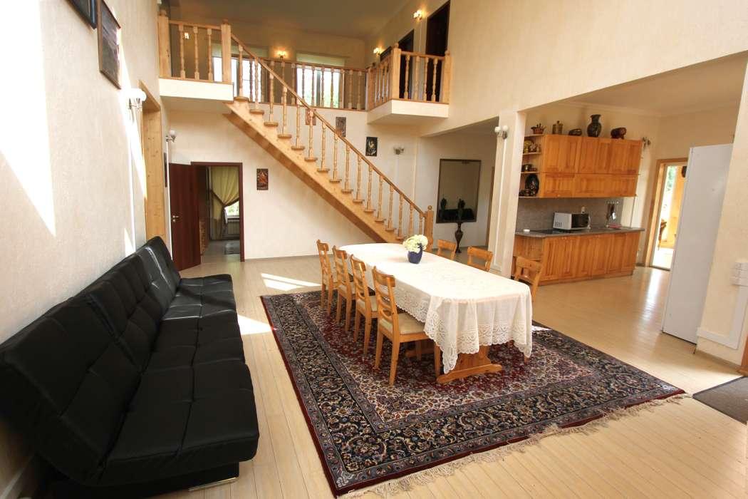 Фото 18973018 в коллекции коттедж 300 м2 (6 спален, гостиная, банкетный зал до 40 гостей) - Алексино-истра - загородный комплекс