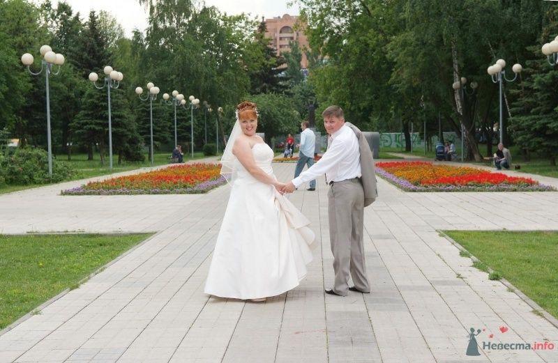 Фото 36792 в коллекции Моя счастливая свадьба